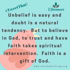 unbelief-is-easy